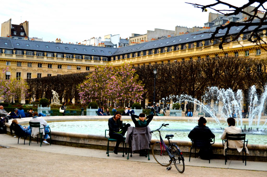 9. Jardin du Palais Royal