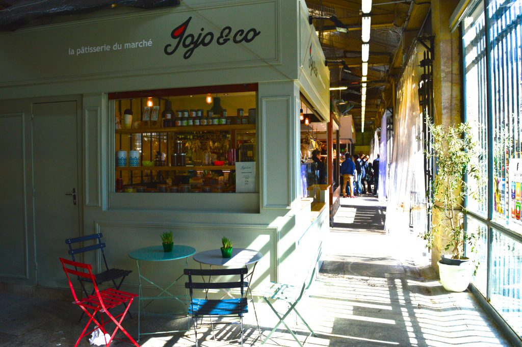 Marché Aligre - Jojo&co bis