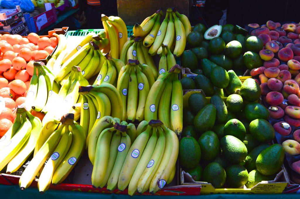 Marché Aligre - Banane
