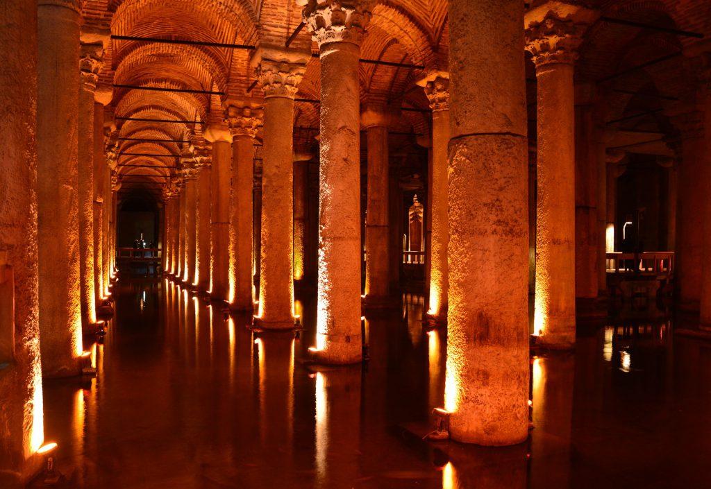 Citerne basilique