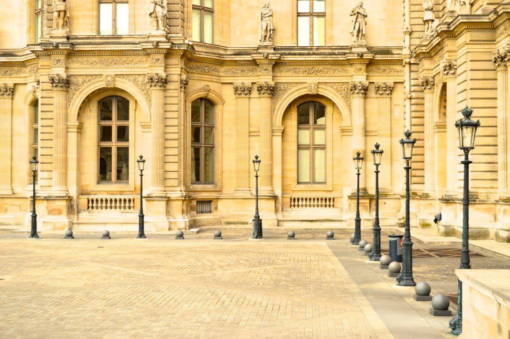 3. Louvre