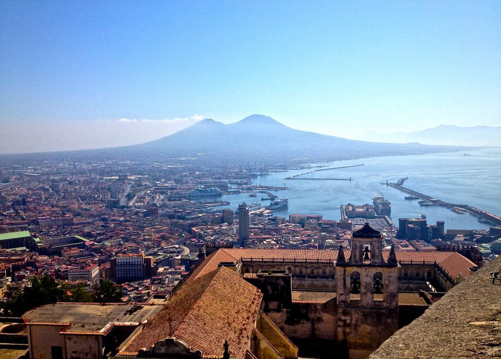 Naples - Castel