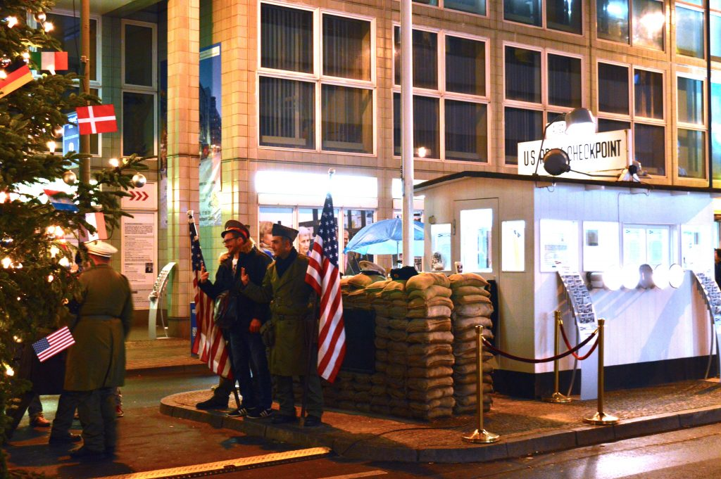 checkpoint charlie berlin week-end pas cher