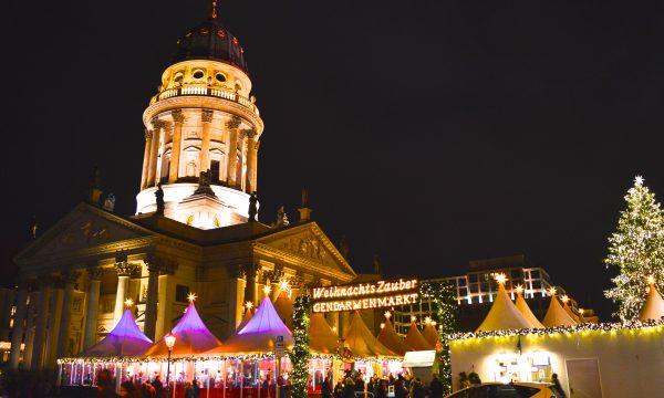 gendarmenmarkt meilleur marche de noel berlin allemagne