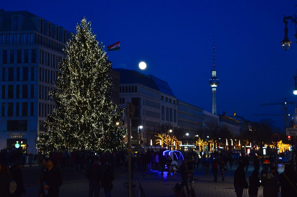 tour de television Fernsehturm berlin