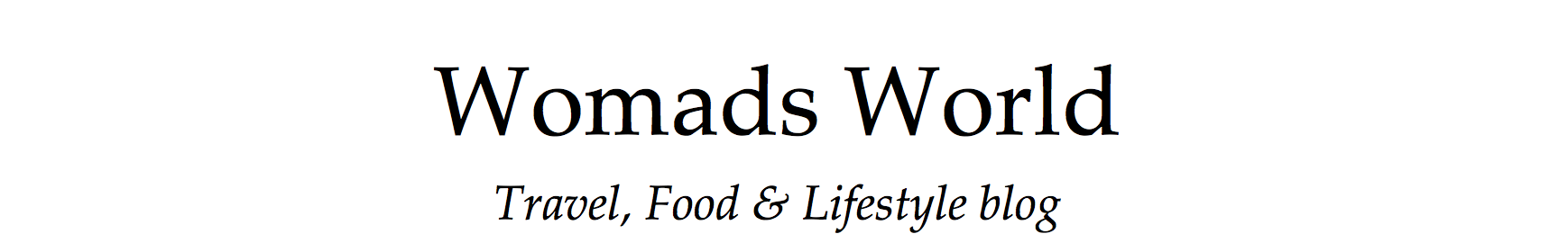 WomadsWorld